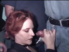 La caseros infraganti pequeña pelirroja explota con su novio.