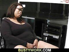 Brutal esposa pillada masturbandose casero coño jodido